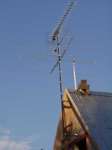 """Крепление мачты 40...70см - Мачты, кронштейны для установки антенн - Компания """"Спутник-ТВ Ижевск"""""""